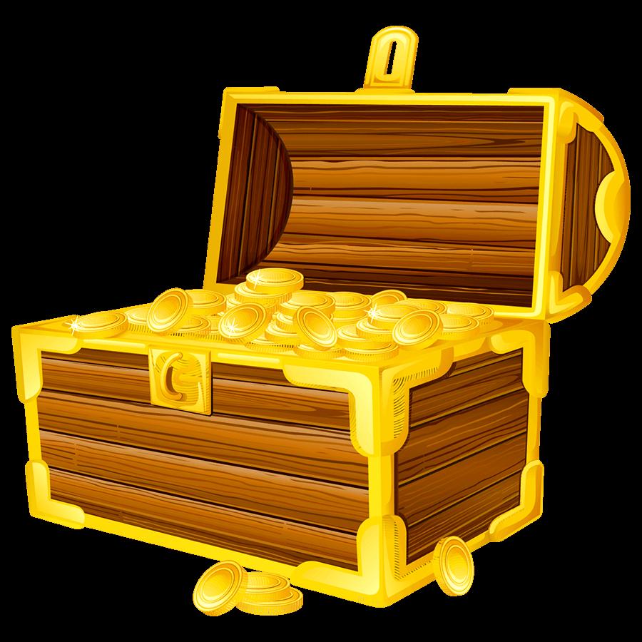 Treasure Chest - casinofinder.dk