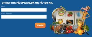 Bonuskoder hos Spilnu