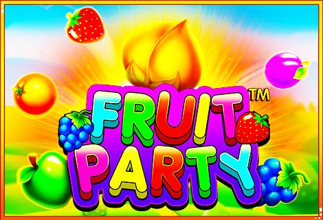 Fruit Party - Casinofinder.dk