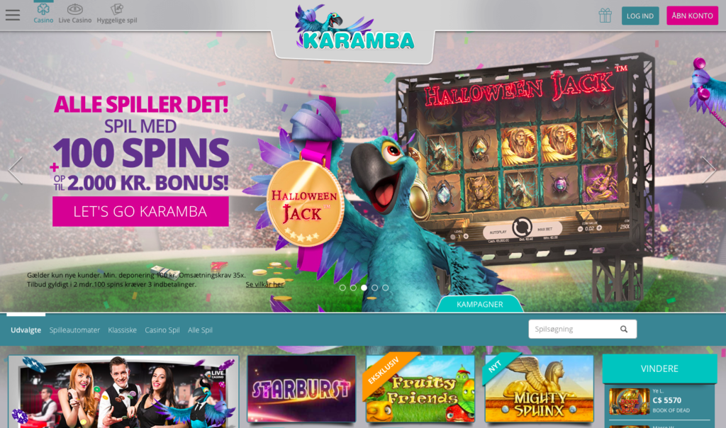 Karamba screenshot