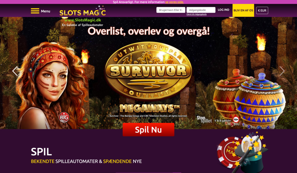 SlotsMagic screenshot