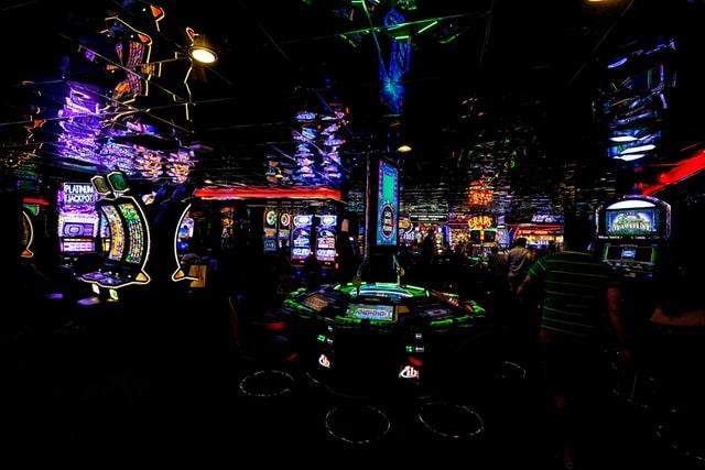 Spil på gratis casino online