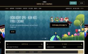 Tivoli Casino hjemmeside