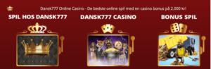 Dansk777 VIP klub