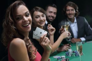 Spil blackjack for sjov