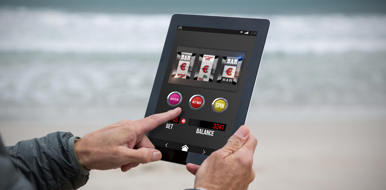 Du kan også spille mobil casino på en tablet