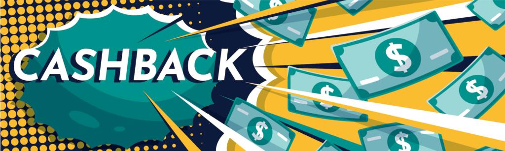 Cashback banner Casinofinder